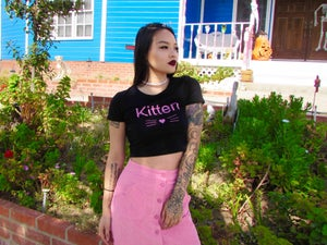 Image of KITTEN Crop Top