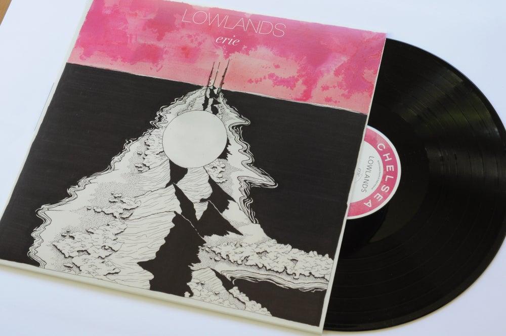 Image of LOWLANDS - ERIE LP