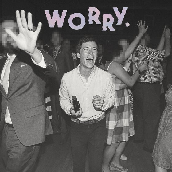 Image of Jeff Rosenstock - WORRY. Vinyl LP