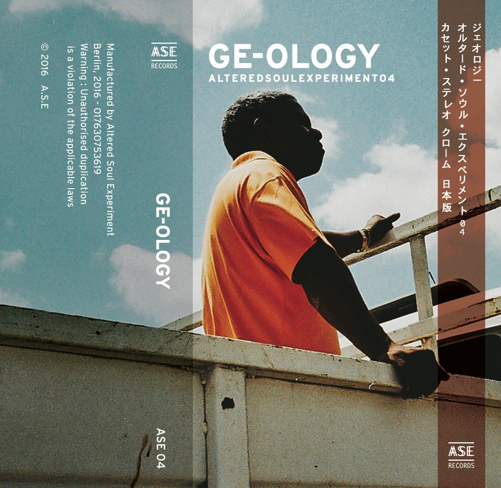 Image of ASE04-CASS MIXED BY GE-OLOGY - JAPAN