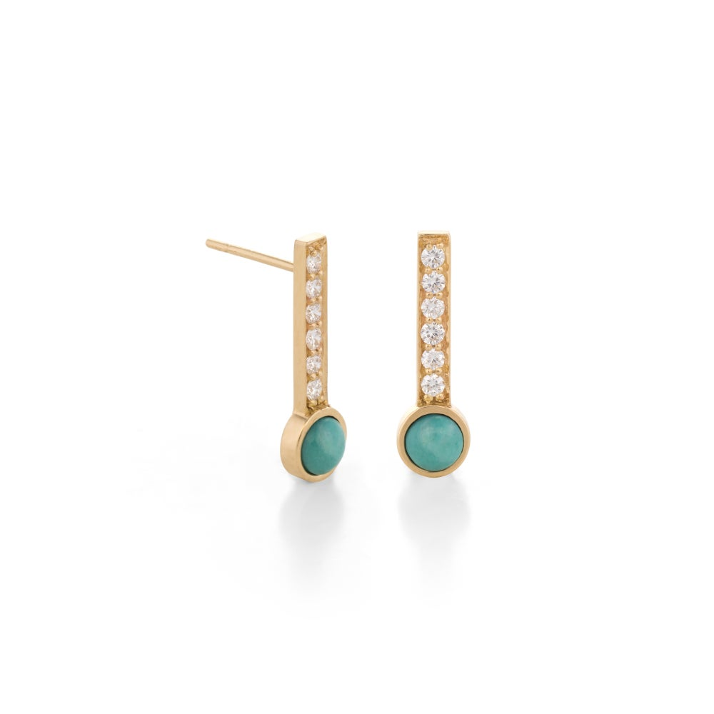 Image of Hayworth Earrings