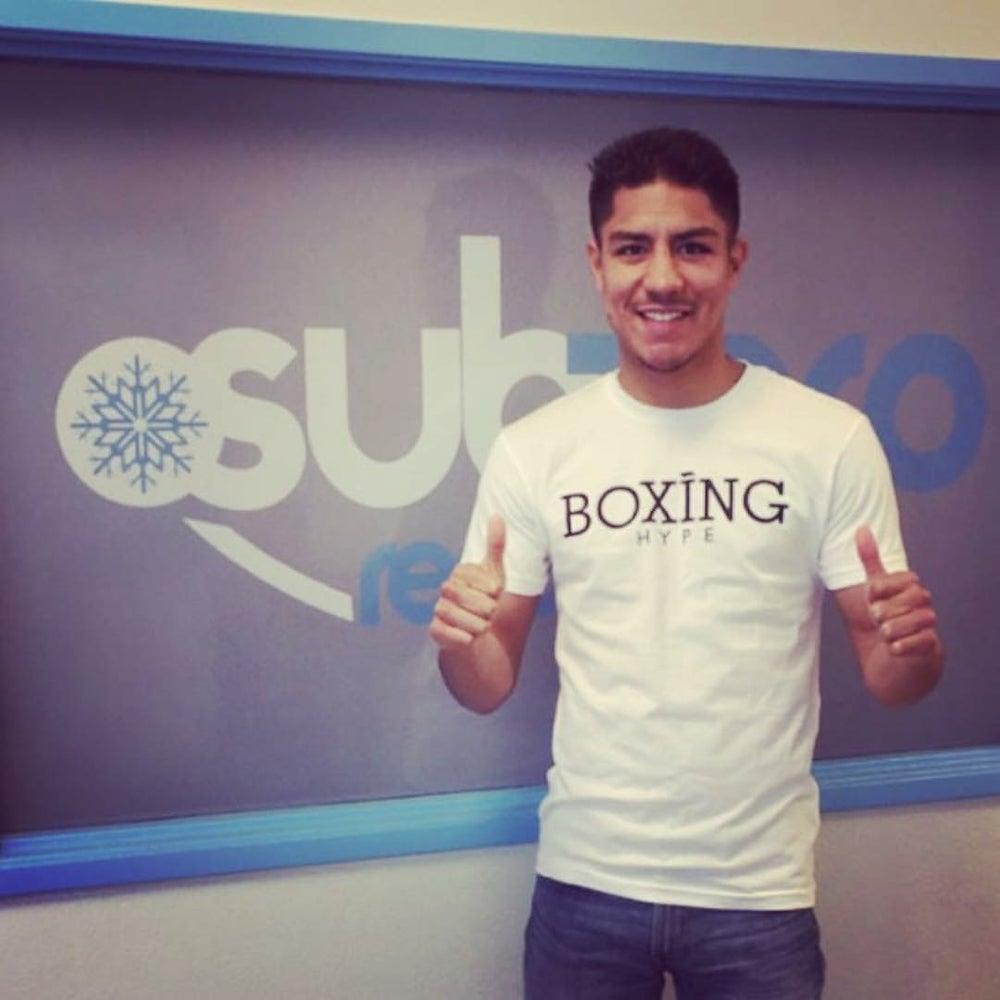 Image of Men's BoxingHype logo tees (2 colors)