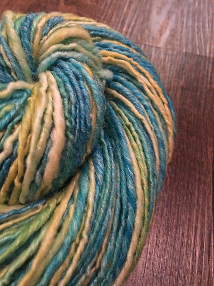 Image of Blue Buttercup Handspun Single