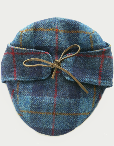Image of HODGES CAP [HARRIS TWEED]