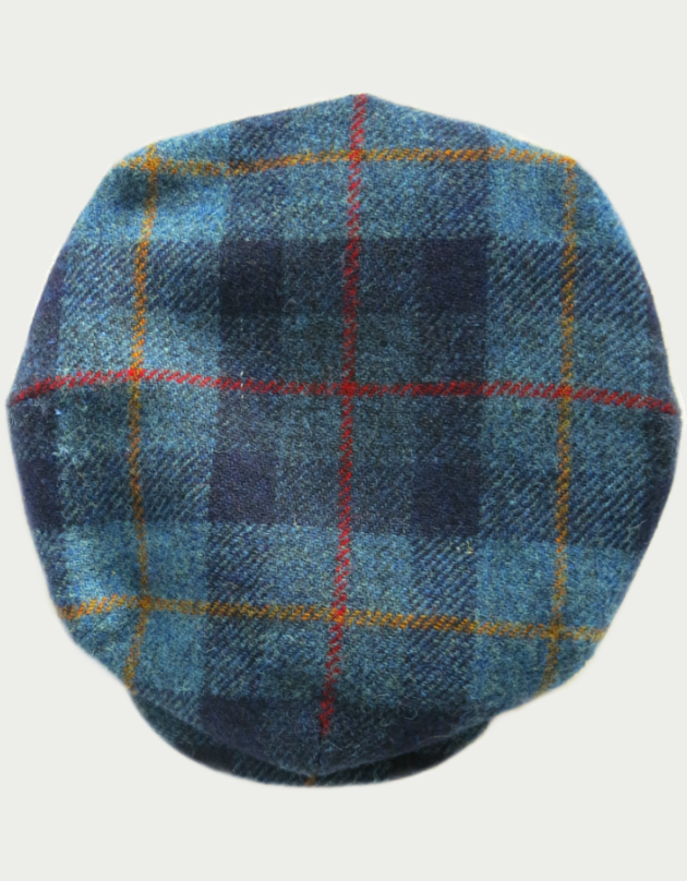Image of ANDOLINI HAT [HARRIS TWEED]