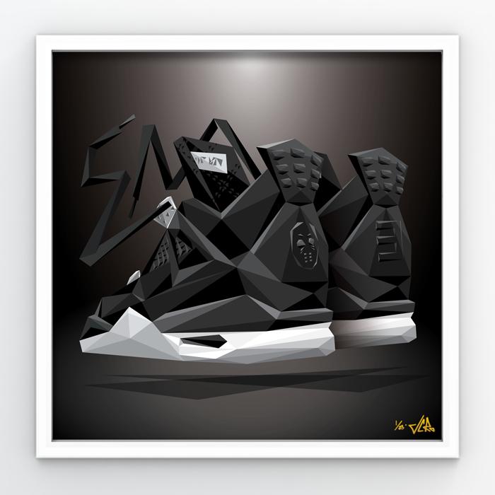 "Image of JCRo - Em 4s - 20"" print"