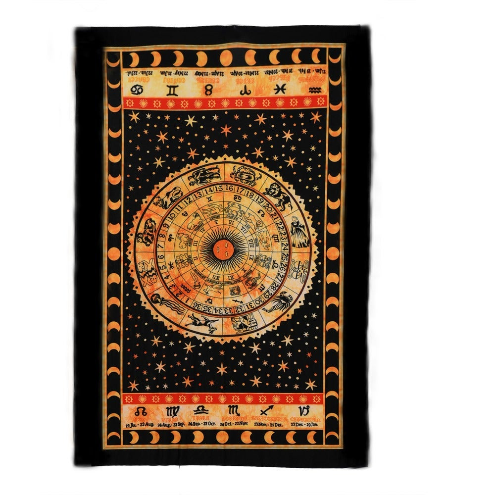 Image of Zodiac Bed Throw
