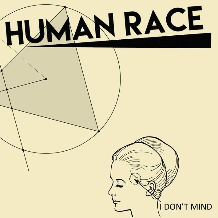 "Image of Human Race - I Don't Mind 7"""