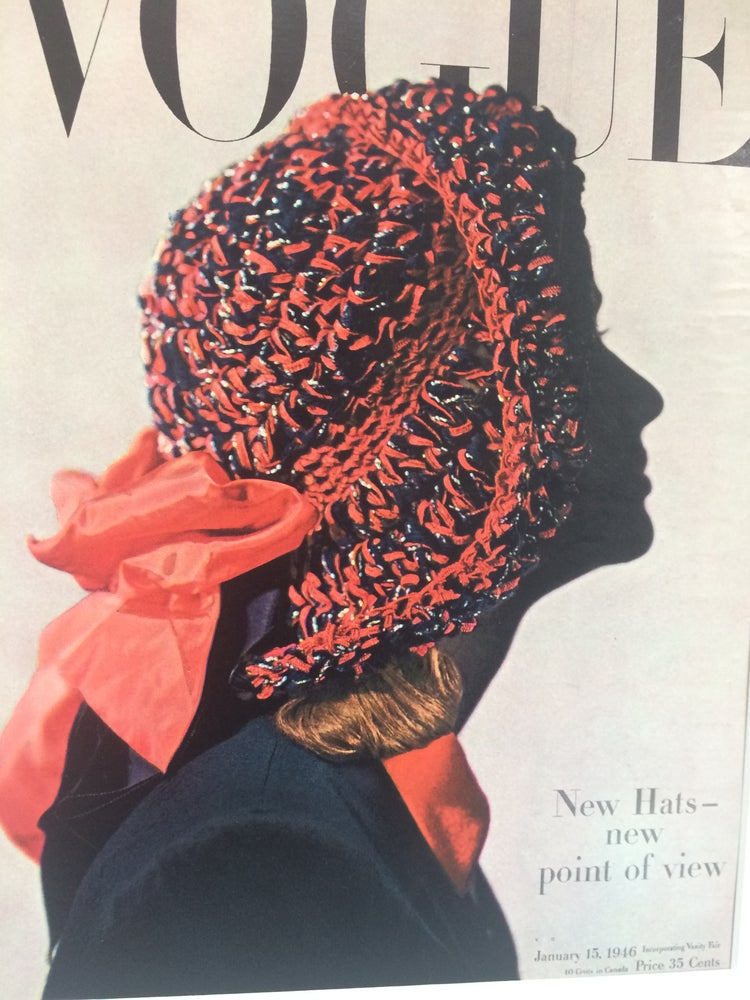 Image of Vogue Cover 15 January 1946