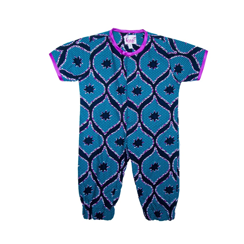 Image of Dela Jumpsuit - Blue