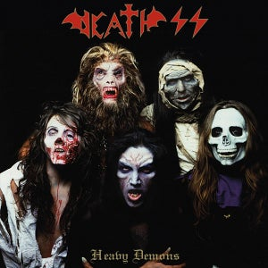 Image of DEATH SS - Heavy Demons LP