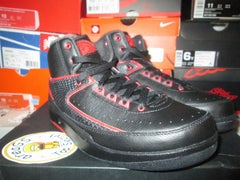 "Air Jordan II (2) Retro ""Alternate 87"" GS - areaGS - KIDS SIZE ONLY"