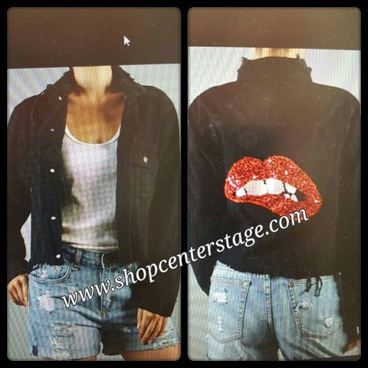 Image of kiss me jacket