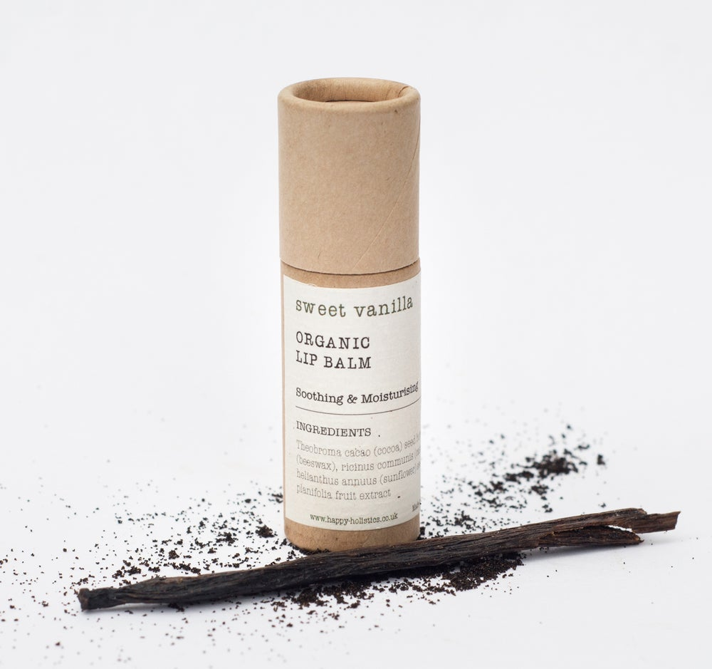 Image of Spread the love - 100% Natural Organic Lip Balm -Soil Association certified Organic