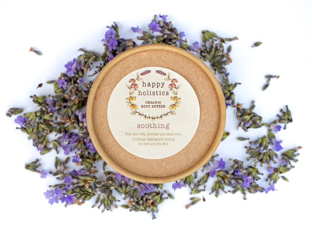 Image of Aura Soft - Organic Body Butter