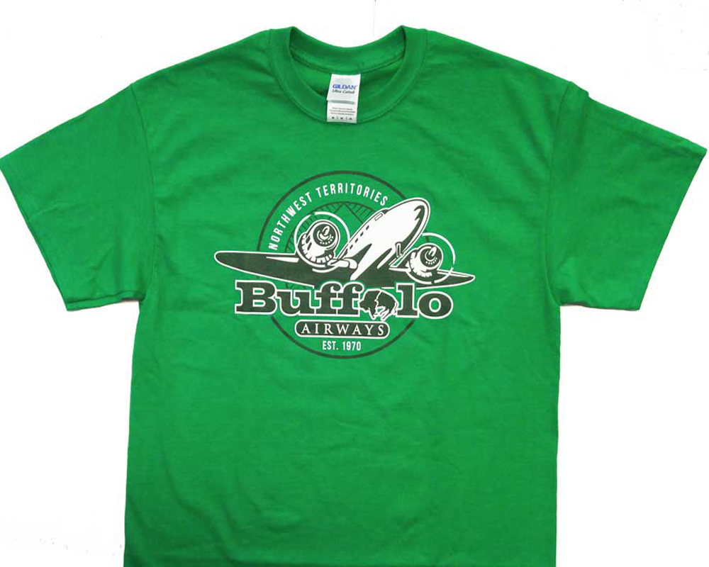 Image of Buffalo Timeless Tee