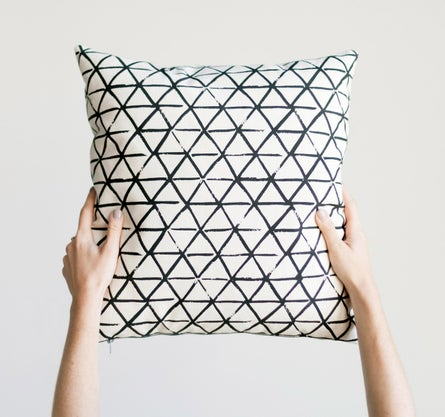 Axis Pillow Natural