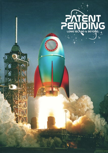 Image of Patent Pending Poster