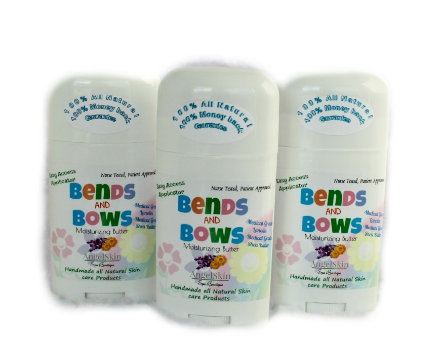 Image of Bends and Bows