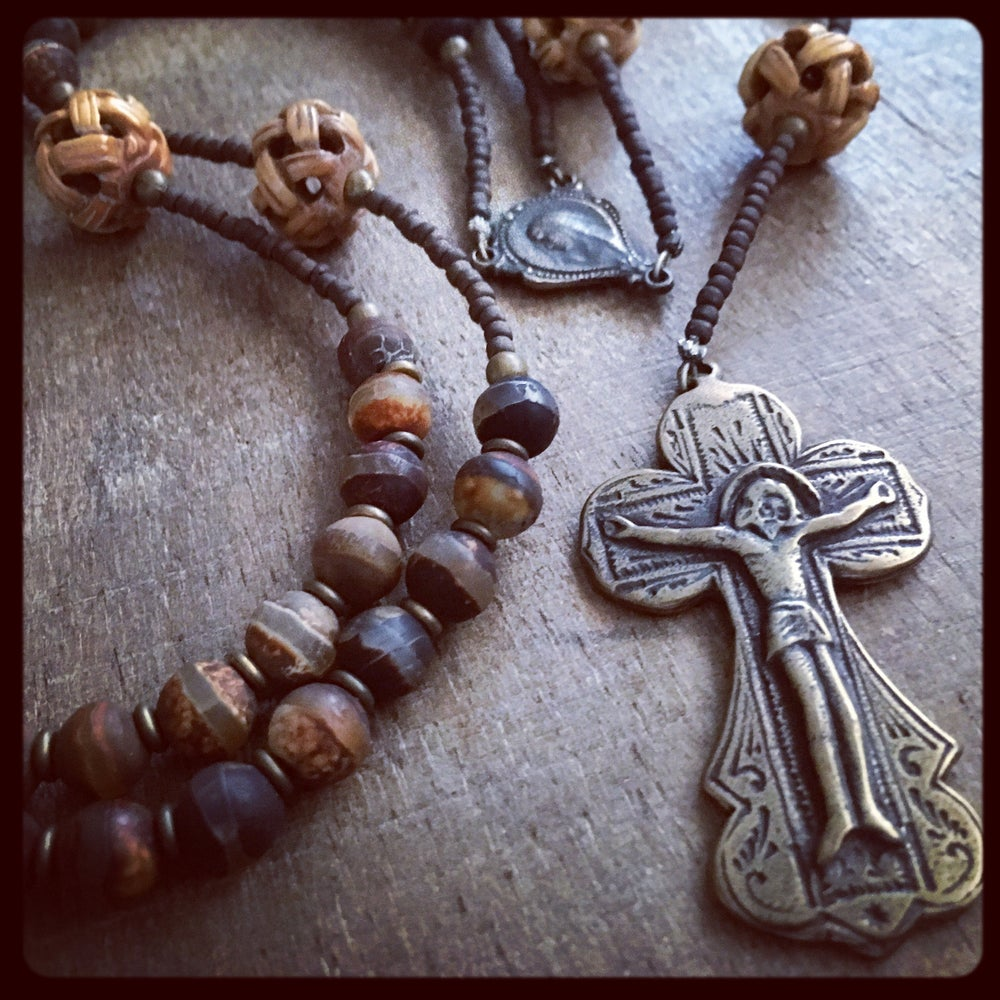 Image of BECOME MY HERALDS Rosary