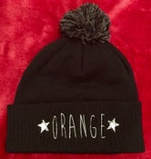 Image of ORANGE WINTER BEANIE