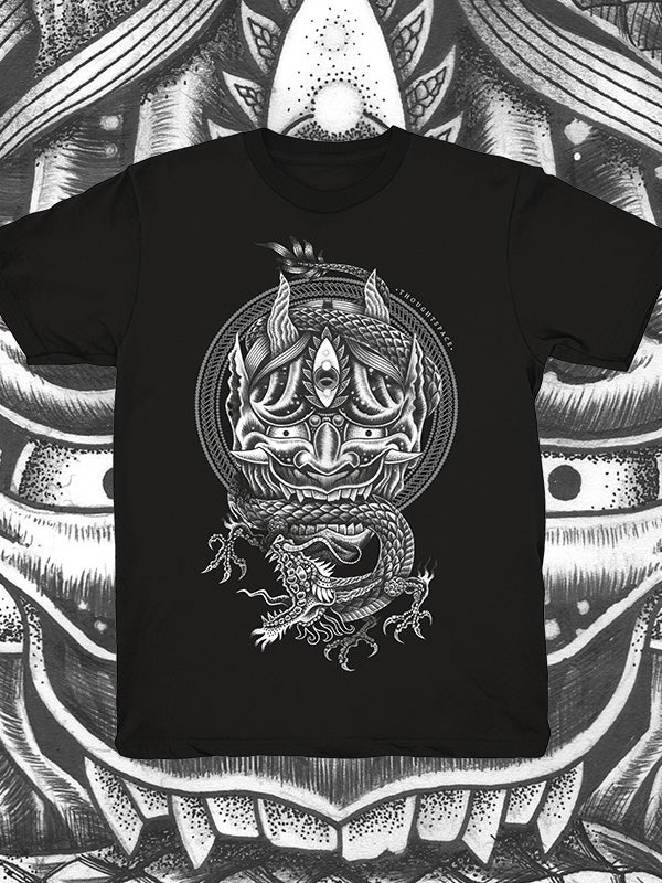 Image of Hanya/Dragon (Black)