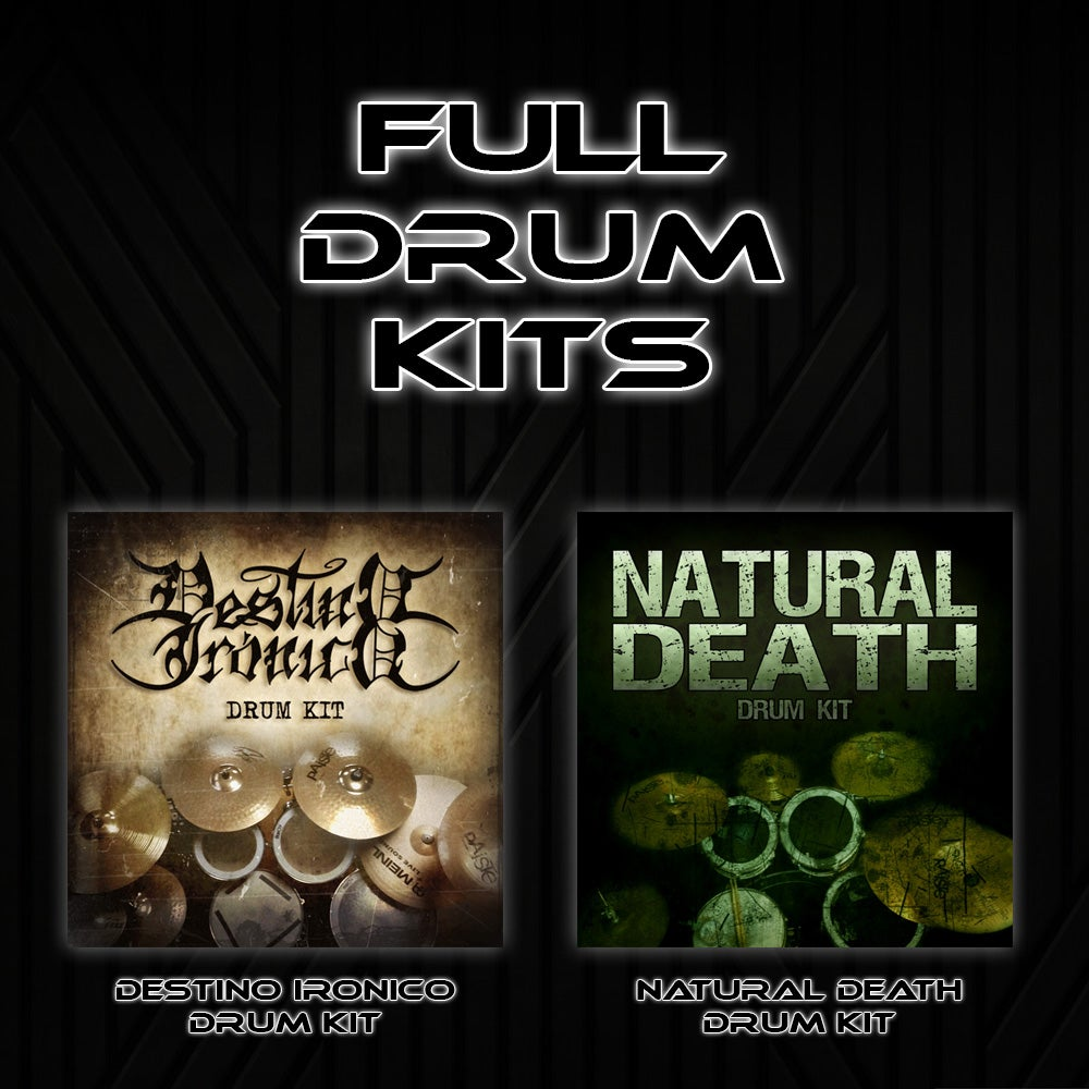 Image of FULL Drum Kits