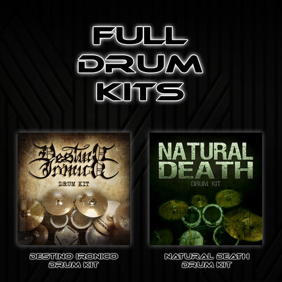 Image of FULL Drum Kits