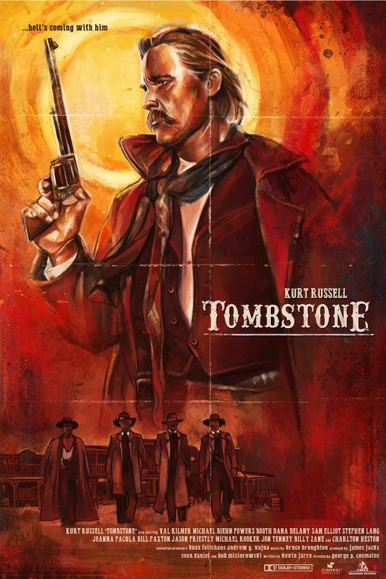 Image of Tombstone - AP Run
