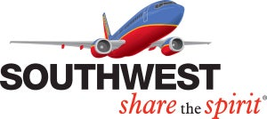 Image of Southwest raffle ticket