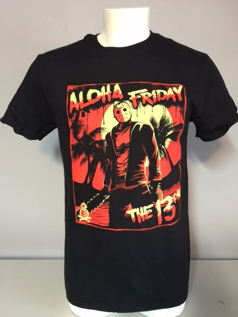 Image of Aloha Friday The 13th