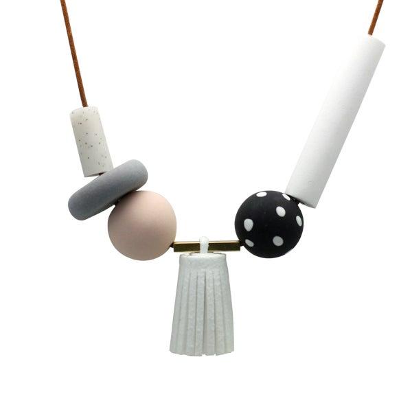 Image of Tassel Series – Zann