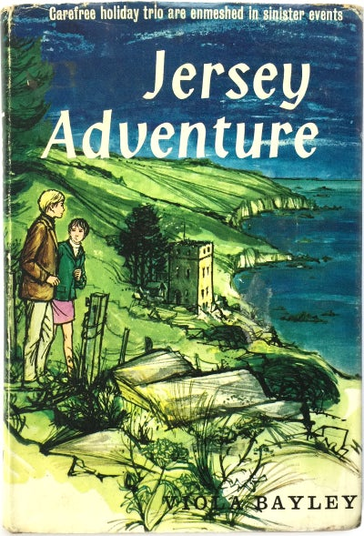 Image of Viola Bayley - Jersey Adventure: Hardback 1969