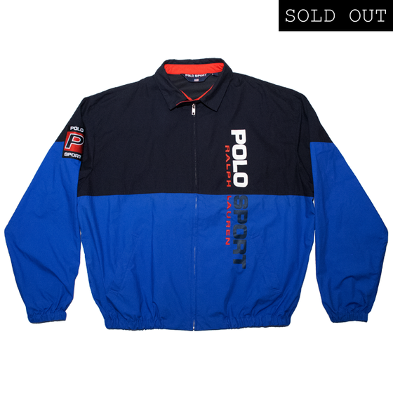 Image of Polo Sport Vintage Jacket Mint Condition