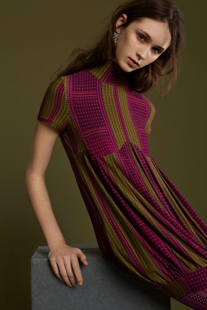 Image of FRAMPESCA MINI BRA-DRESS