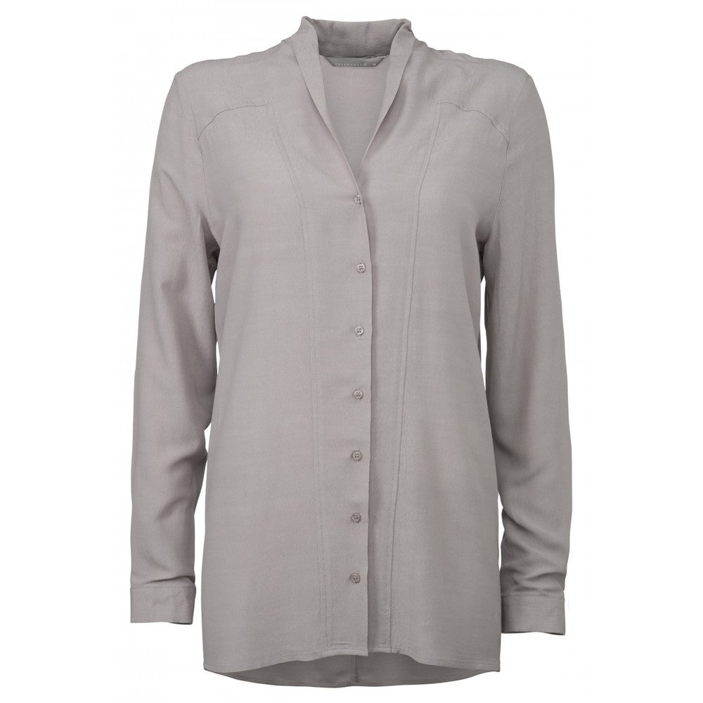 Image of YAYA Button Down Blouse