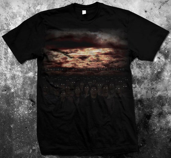 Image of Candiria Gaze Into The Light Tee shirt