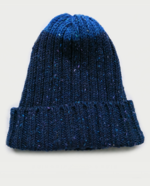 Image of McMURPHY HAT [NAVY WITH BLUE]