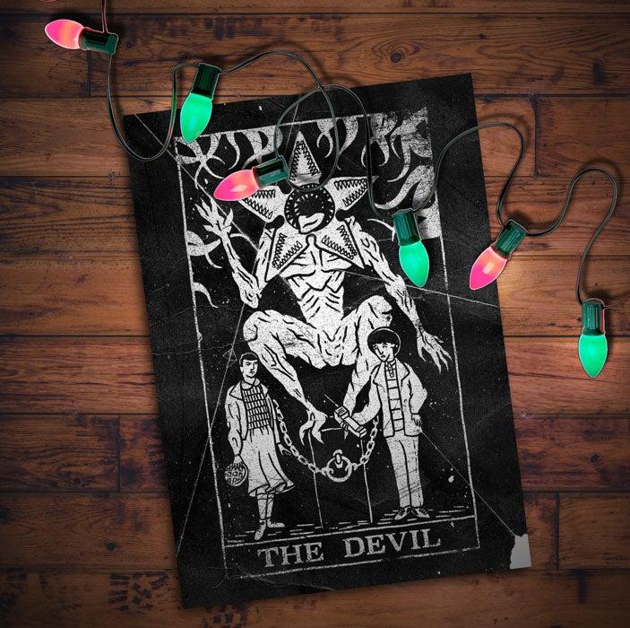 Image of The Devil - Stranger Tarot