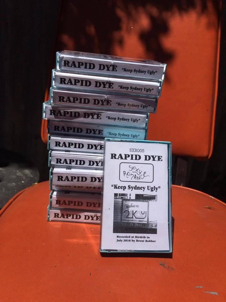 "Image of Rapid Dye ""Keep Sydney Ugly"" CS"