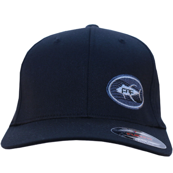 Image of Tuna Emblem Fitted Hat (S/M)