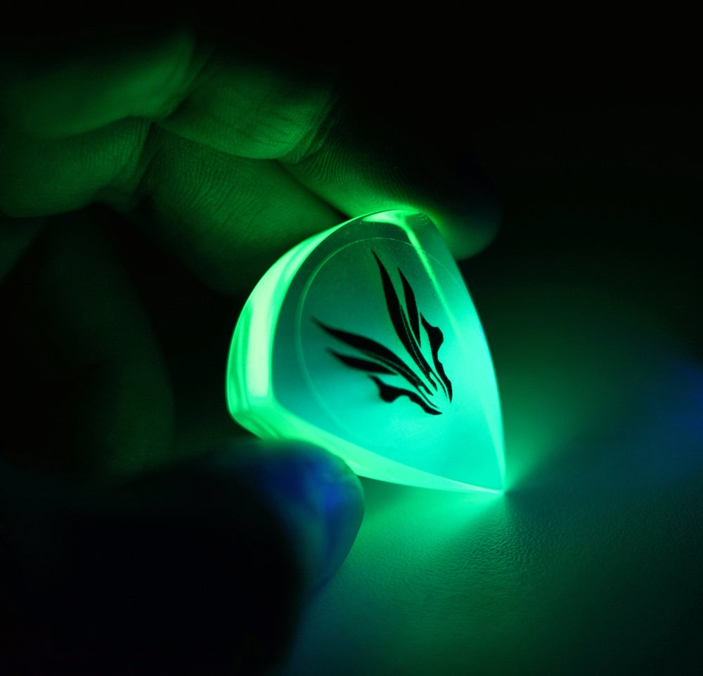 Image of The original 'Anvil XL' FLUO ACRYLIC