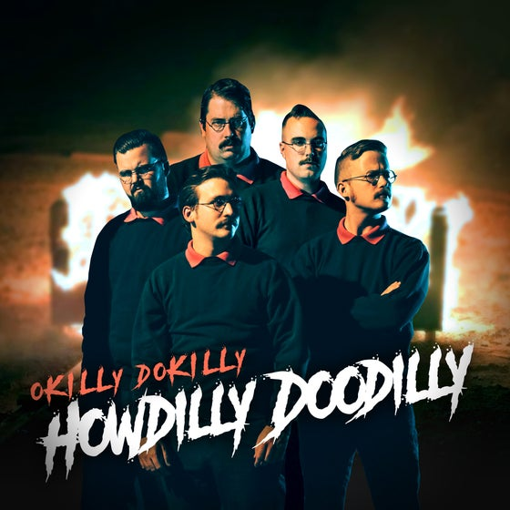 Image of Howdilly Doodilly CD