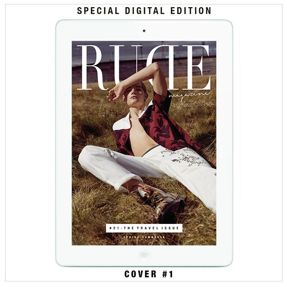Image of RUDE Magazine issue#21 - Cover#1
