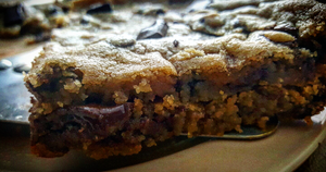 Image of Tea-Rex Paleo Cookie Bars (4 bars per container)