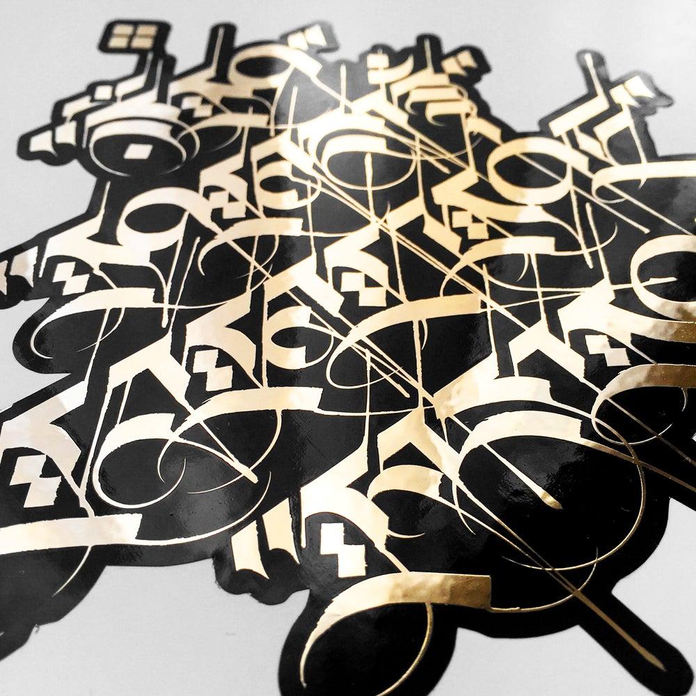 Image of STICKER PACK | 'Script Series'