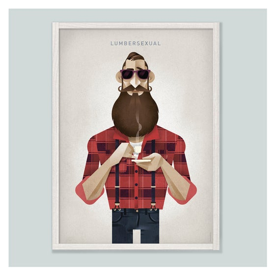 Image of Lumbersexual