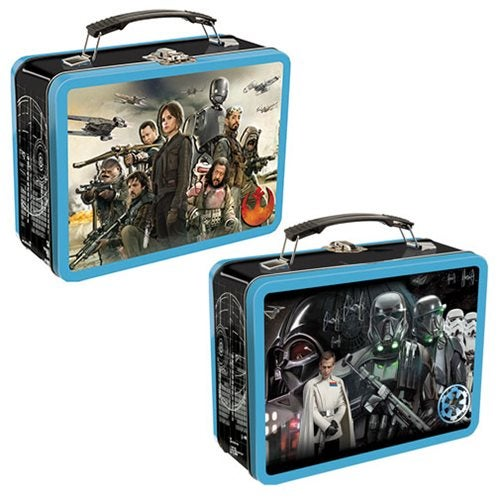 Image of Star Wars: Rogue One Large Tin Tote