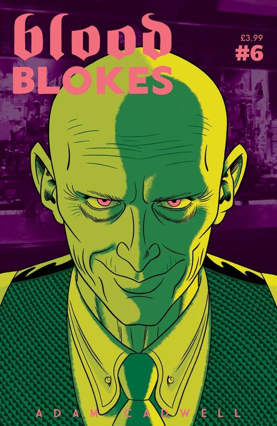 Image of Blood Blokes #6