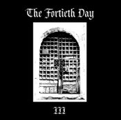 "Image of B!107 The Fortieth Day ""III"" CD"